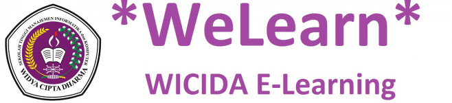 Logo dari STMIK Wicida e-Learning